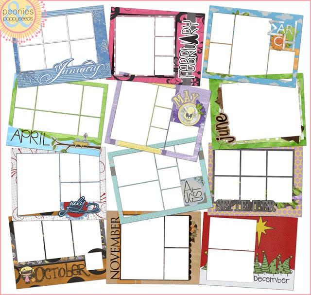The Bingham Diaries Create Your Own Calendar Free