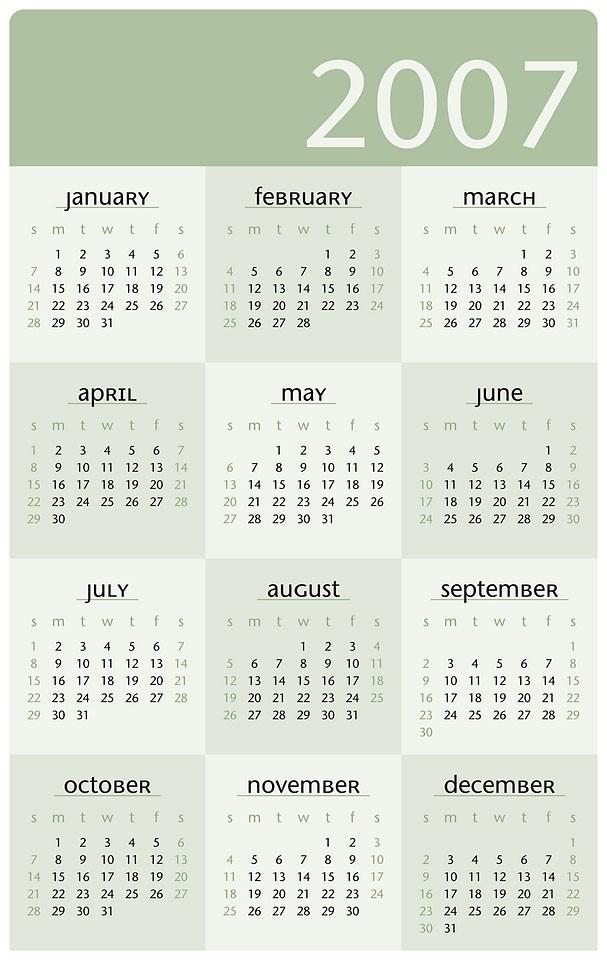 Dltk Printable Calendar Fresh Dltk Printable Calendars