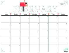 Free Cute Printable Calendars 2020 Free Printable Blank Monthly Calendars 2017 2018 2019