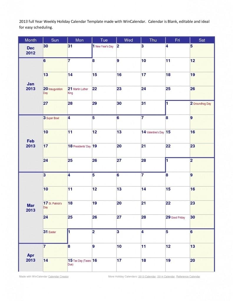 Printable 4 Month Calendar Printable 4 Month Calendar Free Calendar Template