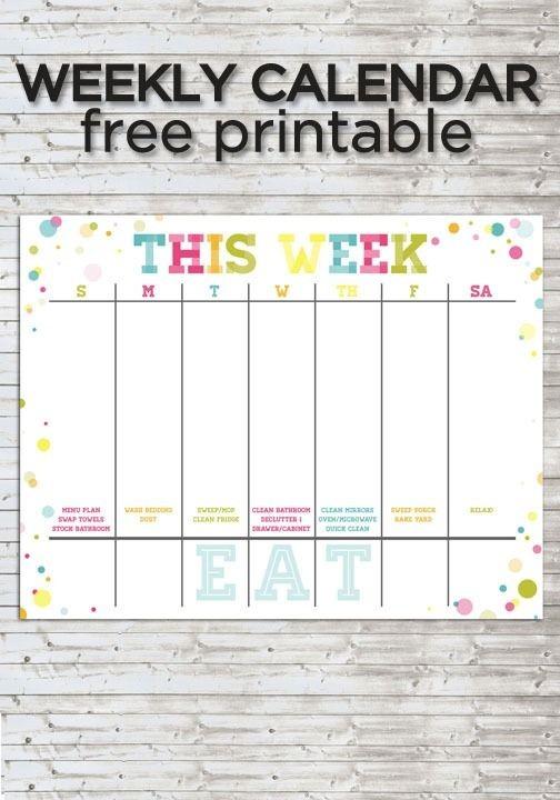 Printable Family Calendar 59 Best Stepmoms Unite Images On Pinterest