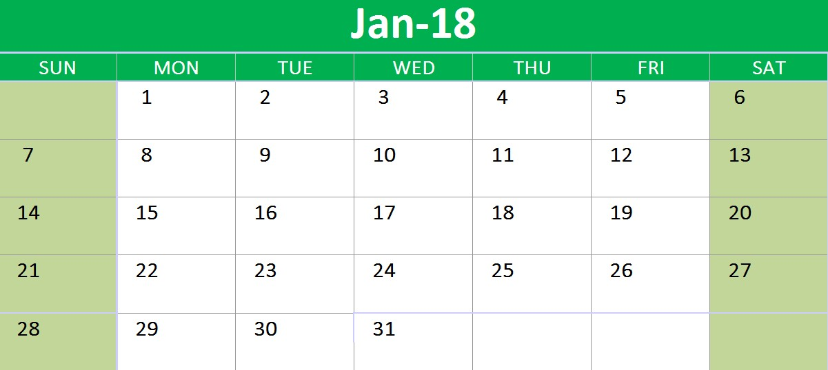 Printable Google Calendar 2018 Calendar Google Sheets Printable Templates