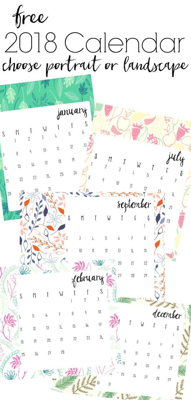 Printable Online Calendar Best 25 Printable Calendars Ideas On Pinterest