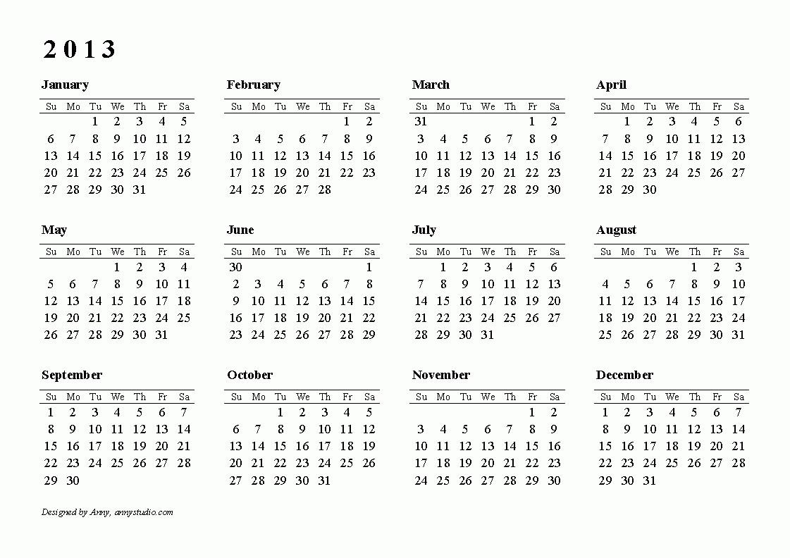 Small Printable 2020 Calendar Small Checkbook Sized Printable 2019 Calendar – Template