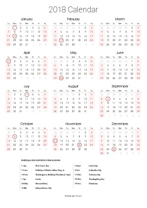 2019 Calendar with Federal Holidays Printable Printable 2019 Calendars Pdf Calendar 12