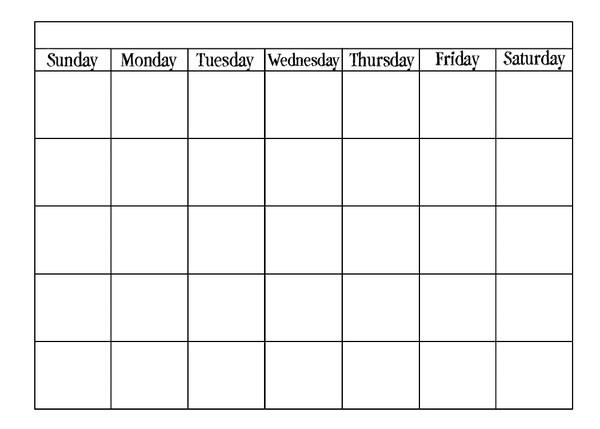 Free Large Printable Calendar Free Downloads