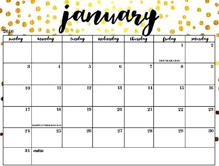 January 2019 Calendar Printable Pdf Print Cute 2019 Calendar Template Monthly Calendar Templates