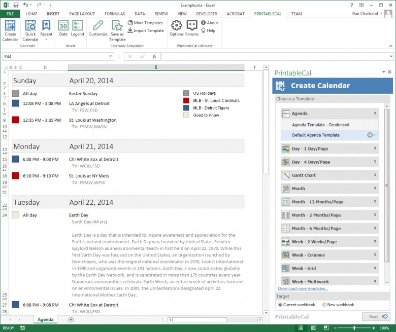 Printable Calendar Custom Dates Monthly Task Calendar Template Free Calendar Template