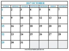 Printable Calendar software Employee attendance Calendar 2017 Employee attendance