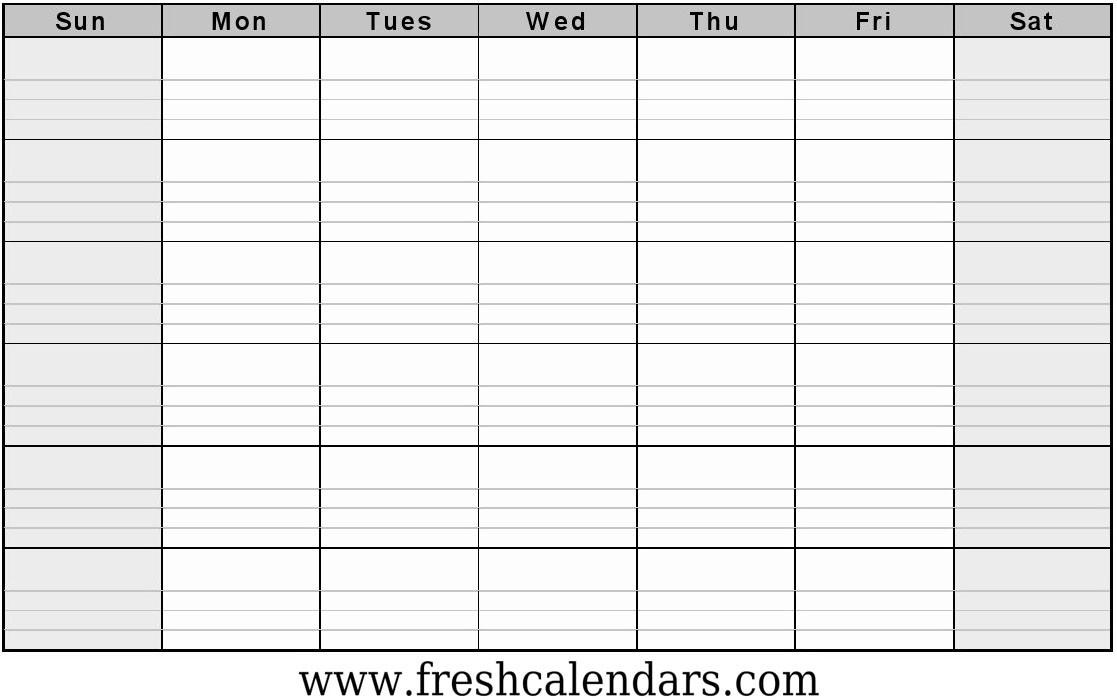 Printable Calendar with Lines Blank Calendar Wonderfully Printable 2019 Templates