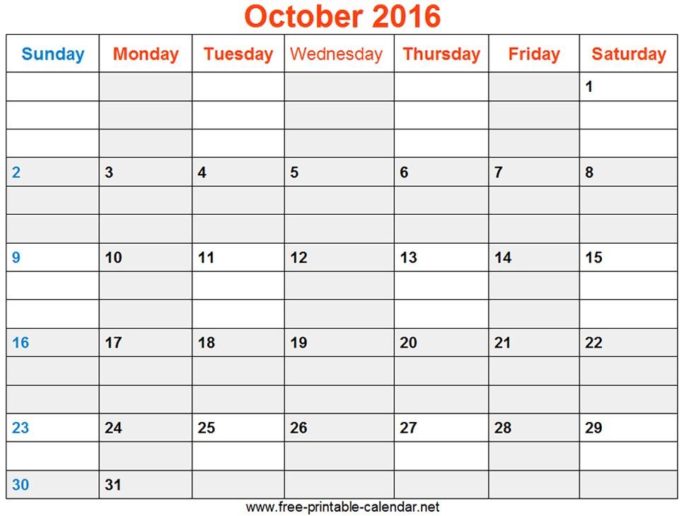 Printable Calendar with Lines Free Printable Calendars with Lines Calendar Template 2018