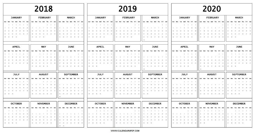 Printable Monthly Calendar 2020 Canada 2020 Calendar Canada – Calendar Year Printable