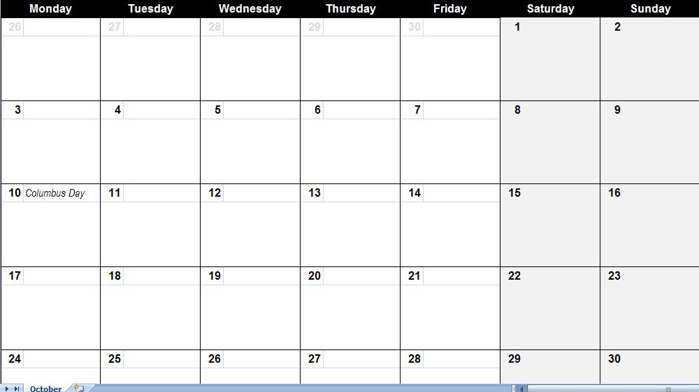 Best Calendar Templates