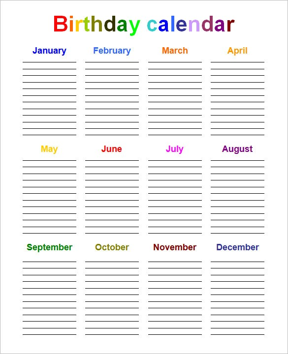 40 Microsoft Calendar Templates Free Word Excel