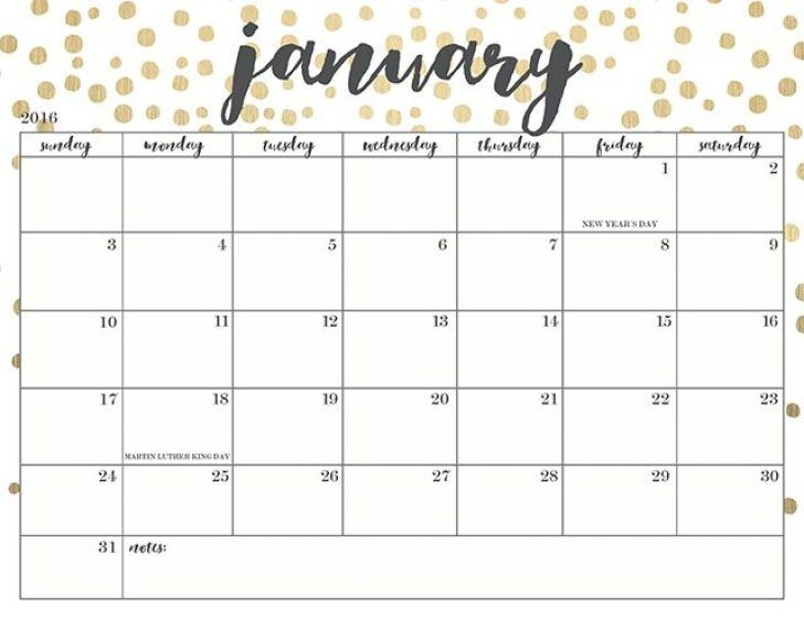 cute printable calendars 2018 monthly free