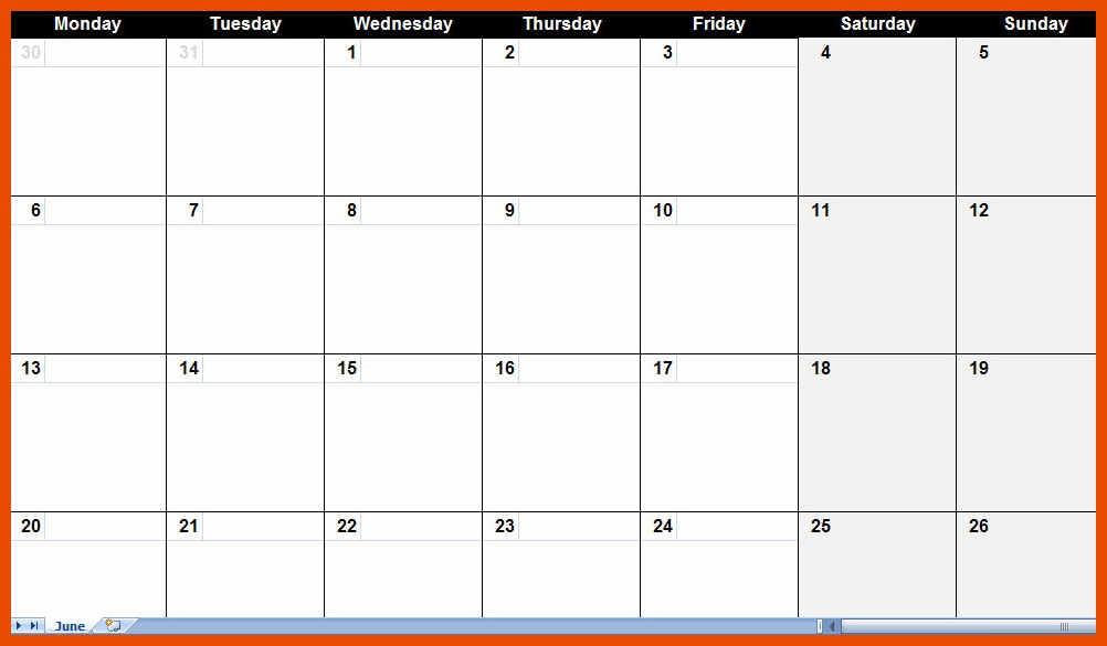 Generic Printable Calendar 8 9 Generic Calendar
