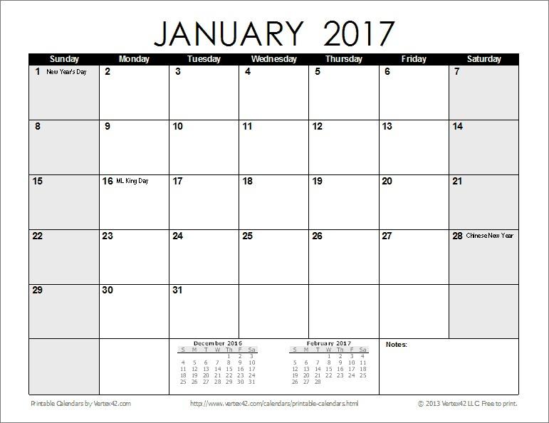 Monthly Calendar Printable Free Free Printable Calendar Printable Monthly Calendars