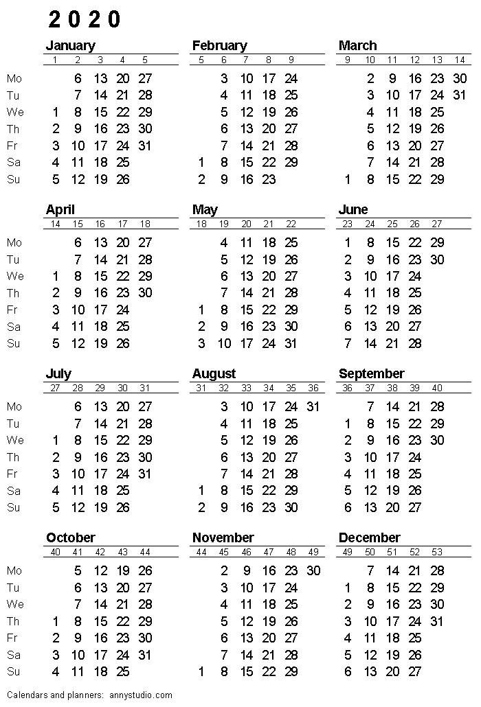 Small Printable Calendar 2020 2020 Calendar Png Hd