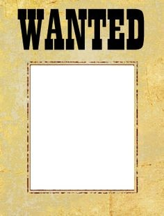 1000 images about Wanted Poster on Pinterest