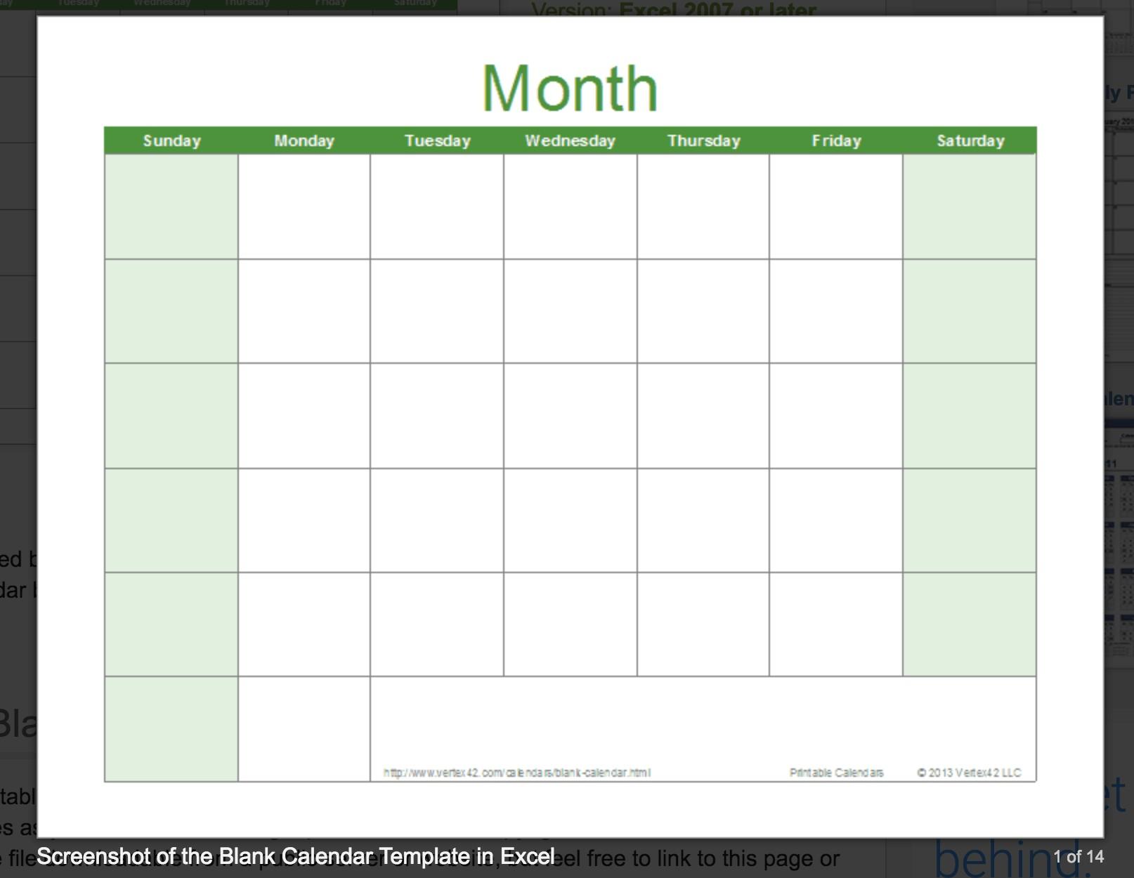 Blank Calendar Wonderfully Printable 2019 Templates