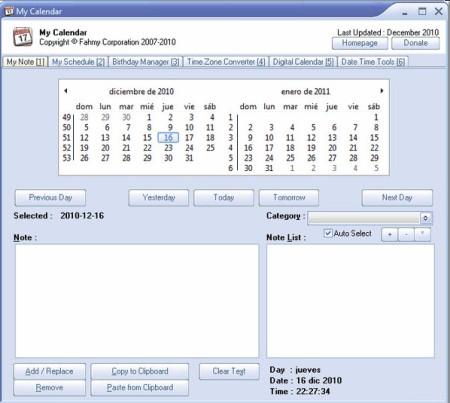 Free Printable Calendar software 25 Best Free Calendar software