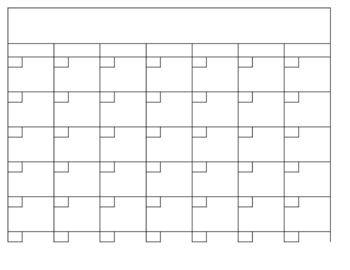 Free Printable Calendars Templates Blank Calendar Template In Excel