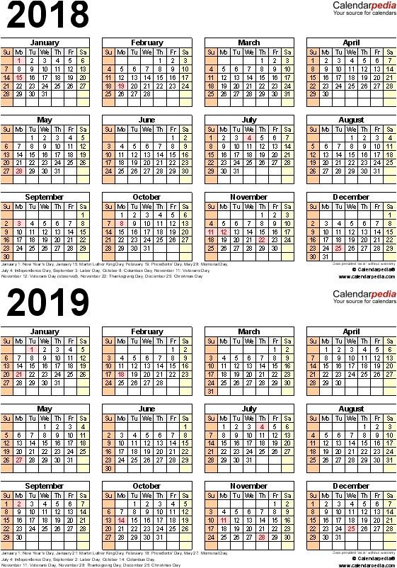 Best 35 Illustration School Calendar 2019 18 Template