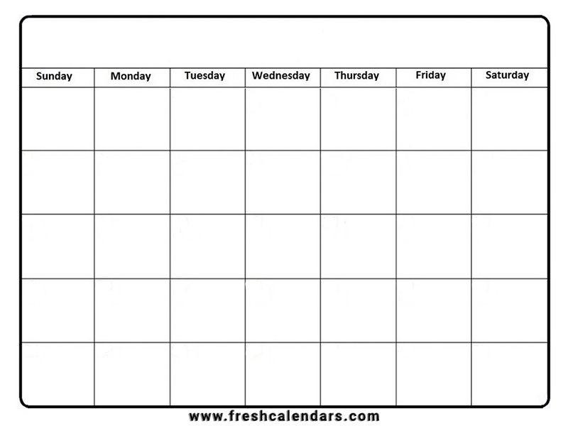 Printable Blank Calendar Blank Calendar Wonderfully Printable 2019 Templates