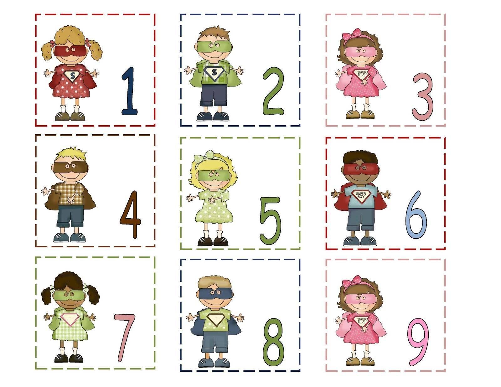 Free Printable Calendar Numbers 1 31 1