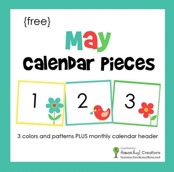 Calendar and Morning Board Archives Homeschool Creations