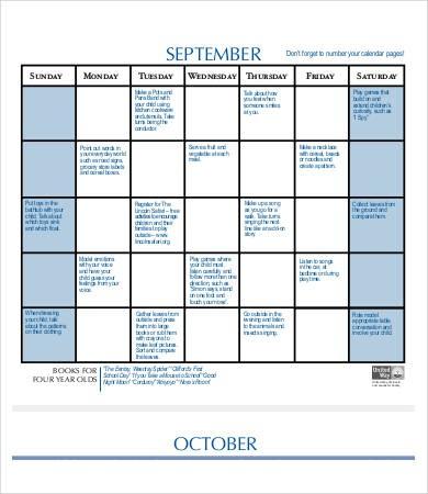 Countdown Calendar Printable Template 7 Countdown Calendar Templates Free Sample Example