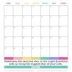 Free Printable 2019 Monthly Calendar 2018 2019 Free Printable Calendar Printable Monthly