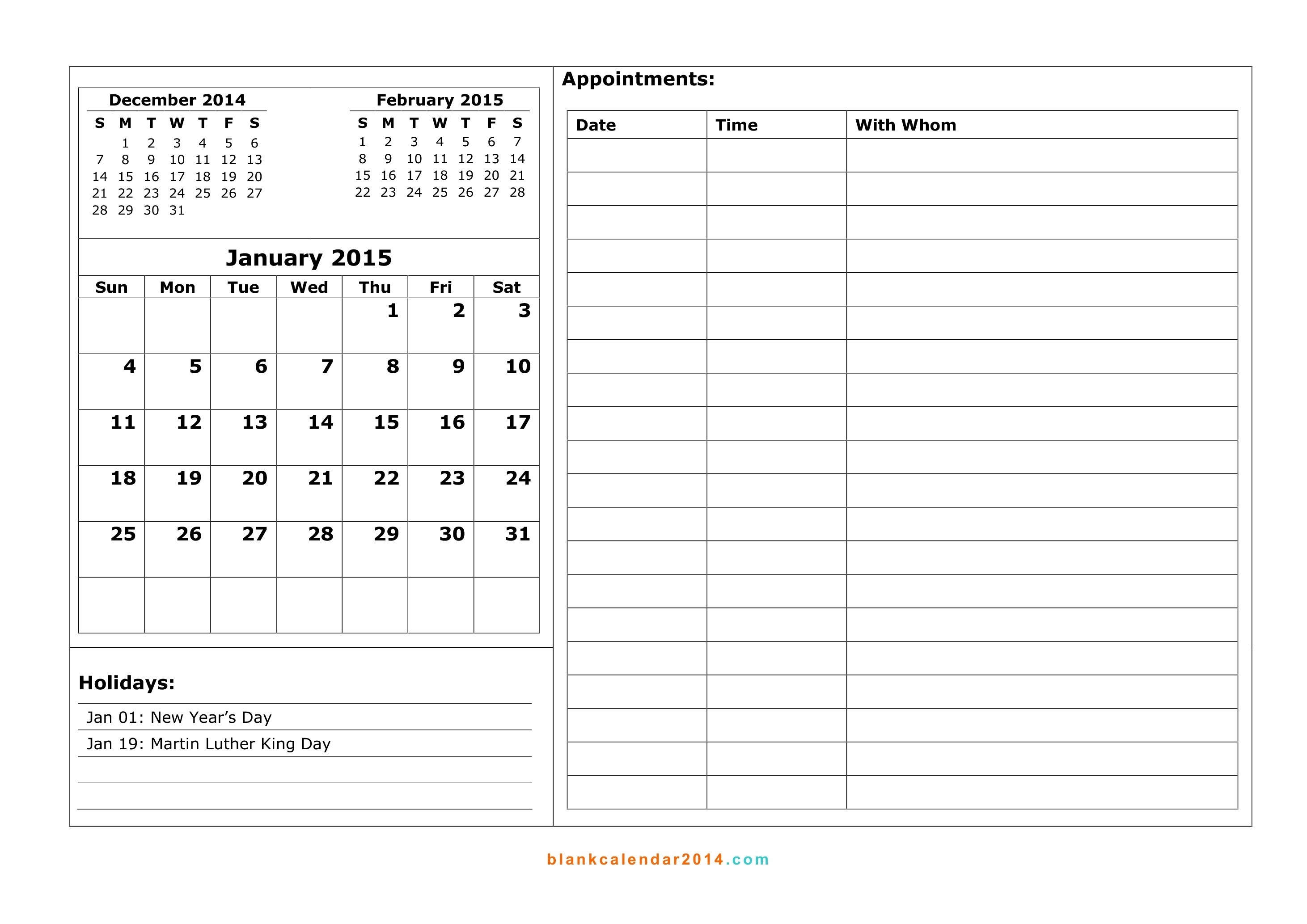 Free Printable Appointment Calendar Printable Weekly Calendar with 15 Minute Time Slots