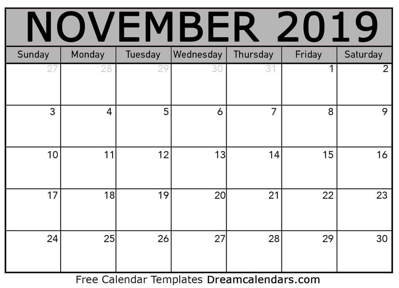 Dream Calendars Make your calendar template blog