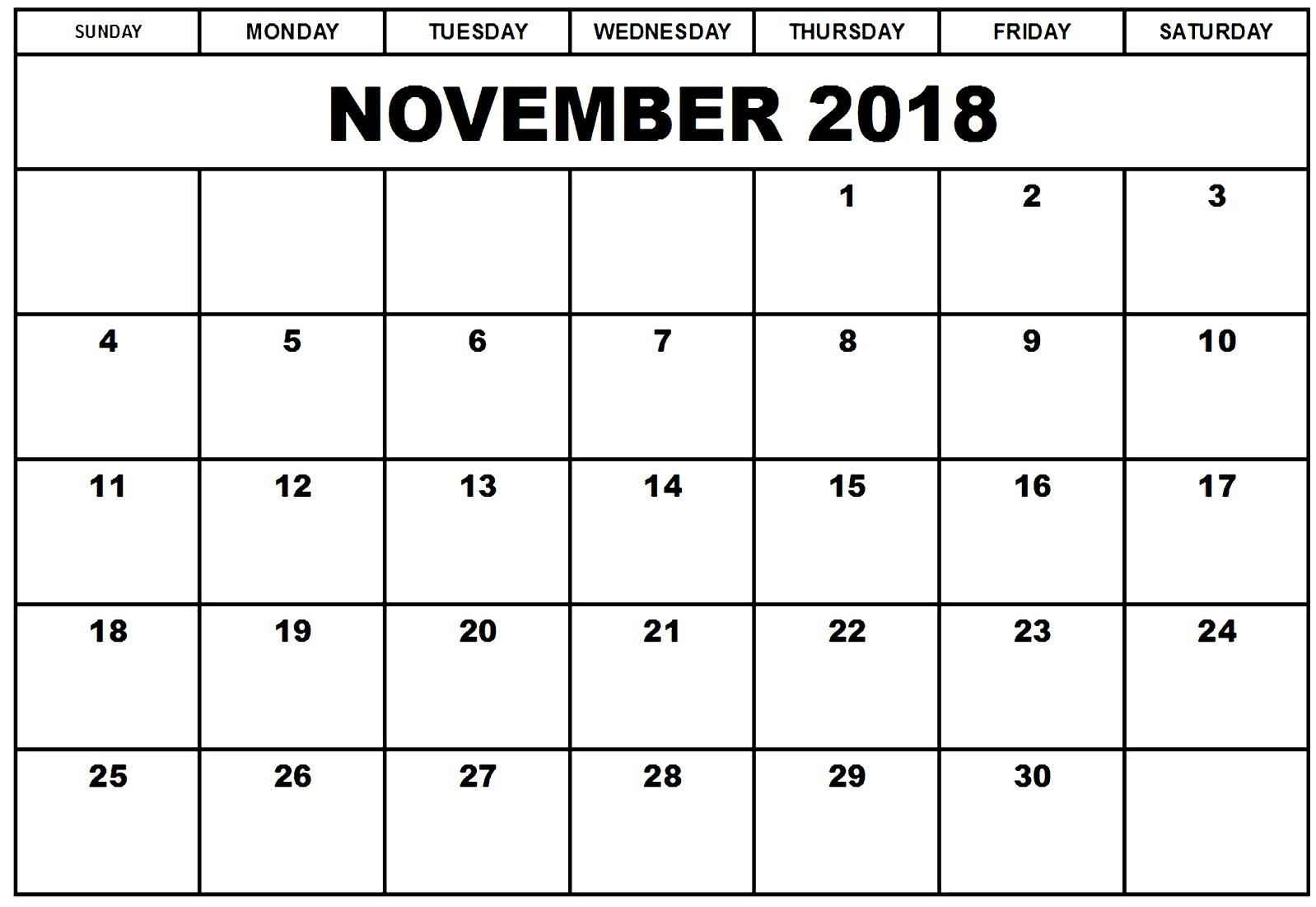 Printable Calendar Waterproof