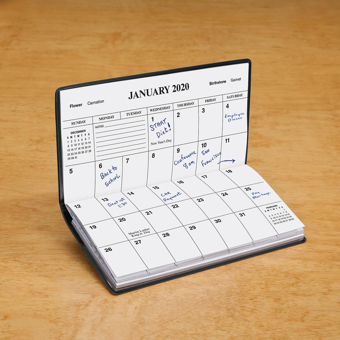 Personalized Pocket Calendar Custom Pocket Calendar