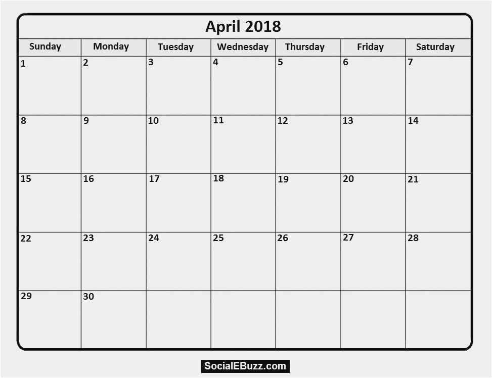 Calendars Free Printable