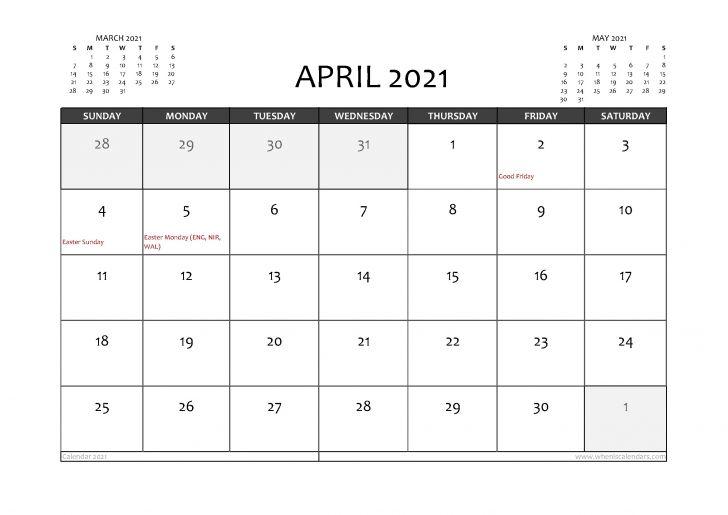 2021 Calendar Planner Printable Free to Take