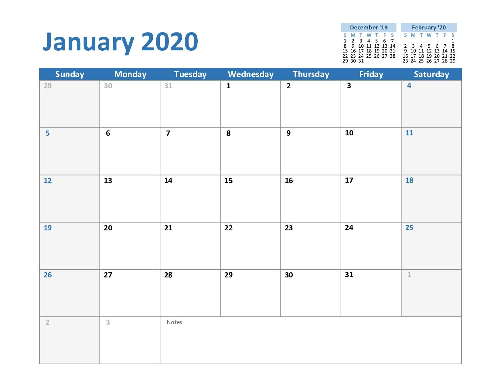Free line Printable Calendar 2019 PDF Download