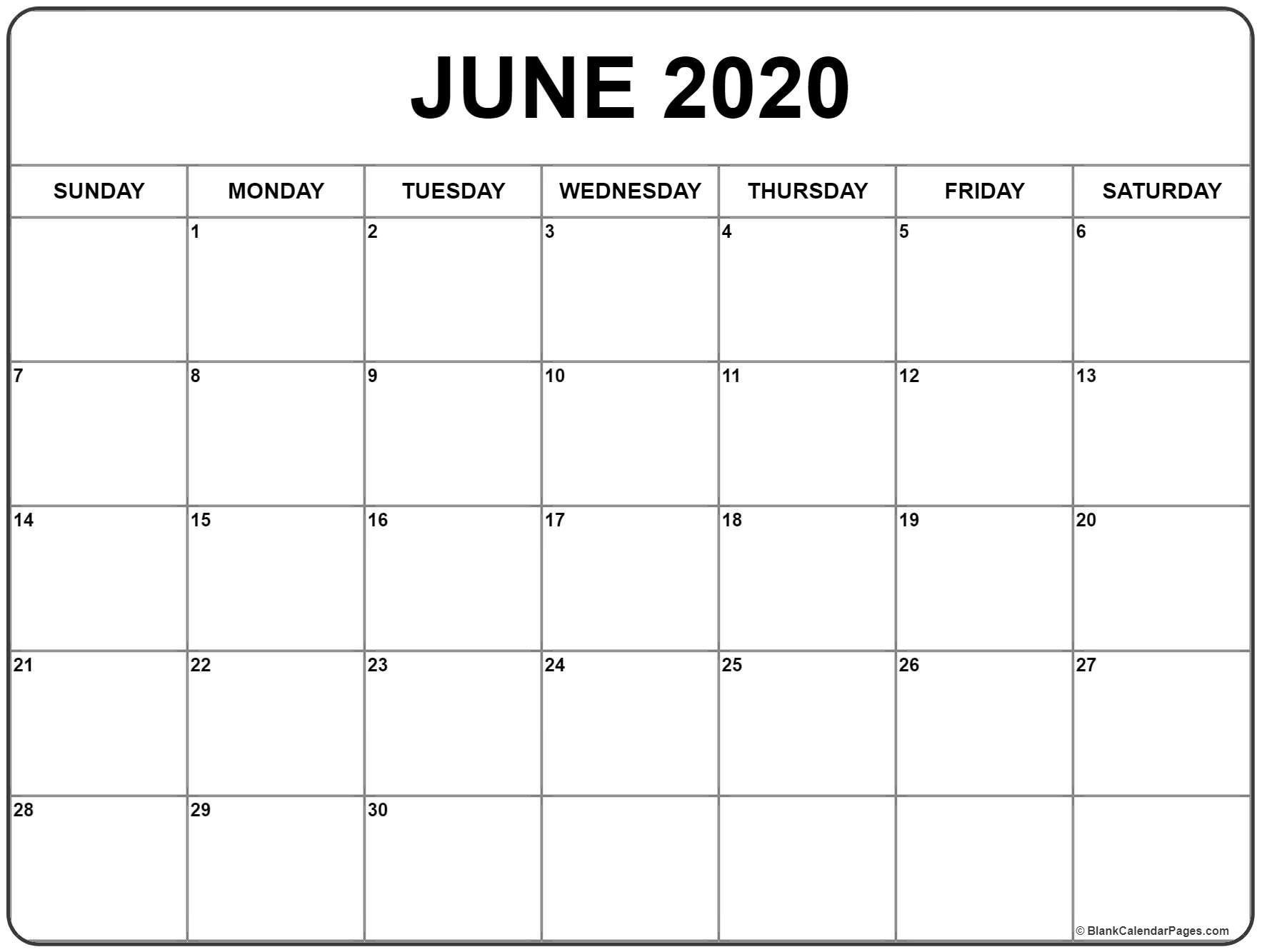 Year Long Calendar 2020 Printable in 2020
