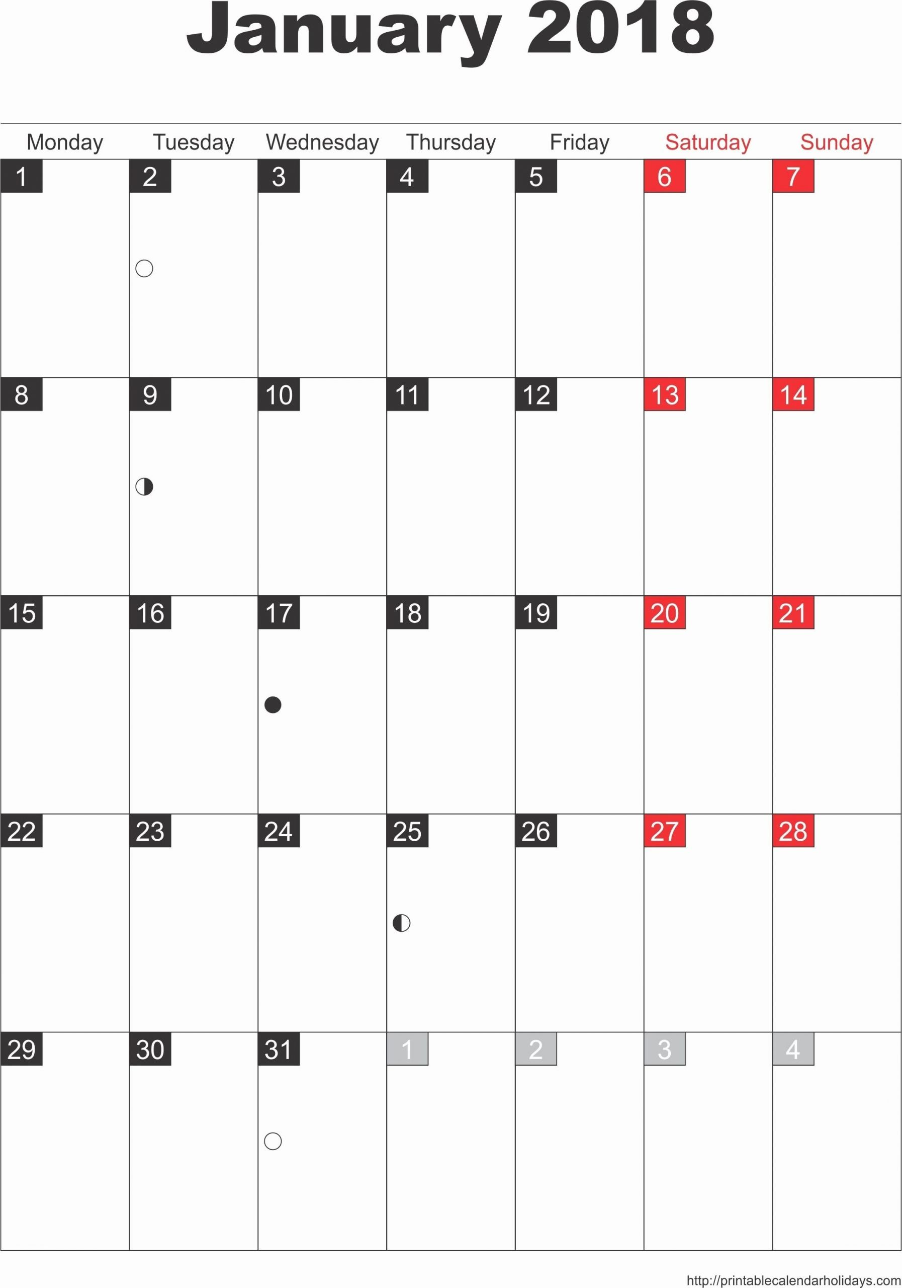 March 1989 Calendar