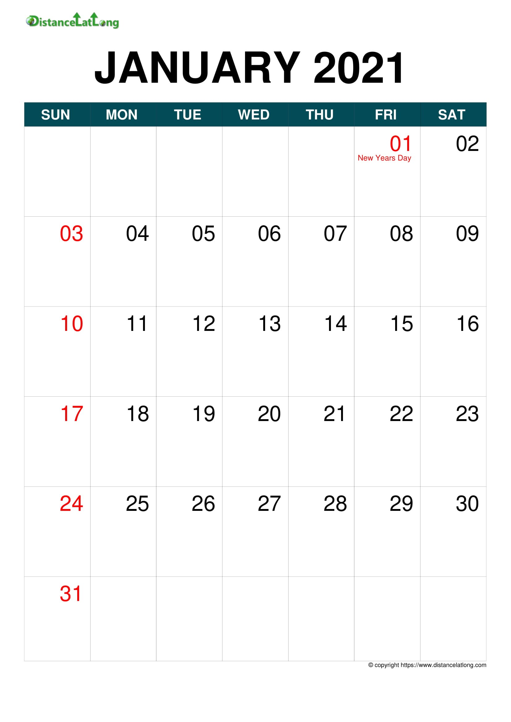 Free Printable 2021 Calendar With Jewish Holidays